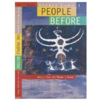 The Secretland - The People Before by Gary Cook, book cover