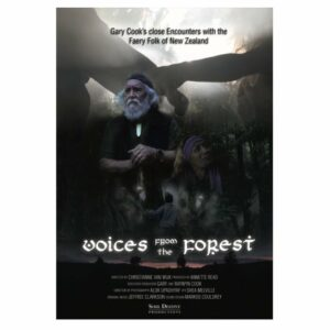 Voices in the forest by Gary Cook, DVD Cover