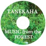 CD Cover for Music of the Tanekaha Tree